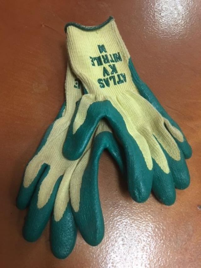 Where to find ATLAS LATEX PALM GLOVES - L in Austin