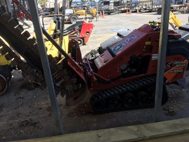 Where to find FOOTING TRENCHER in Austin