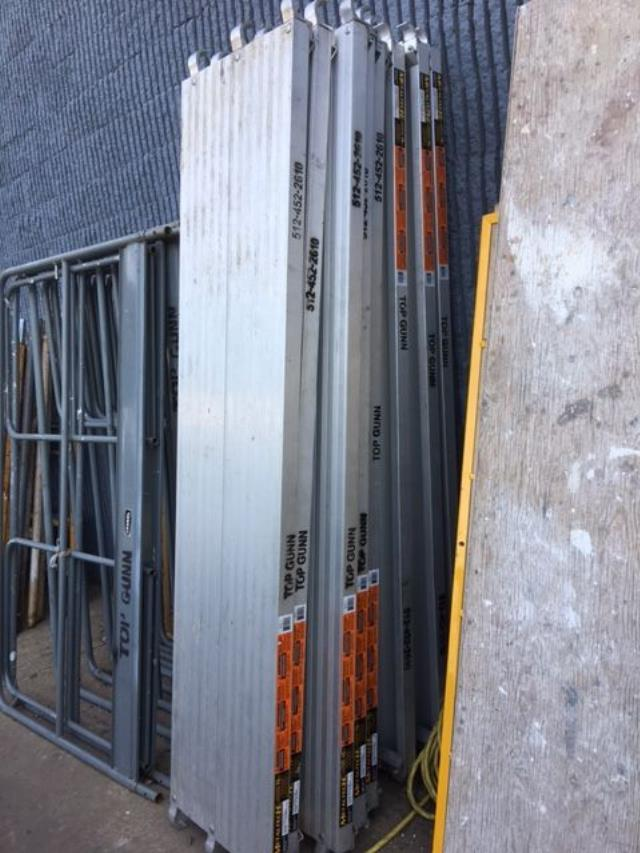 Where to find SCAFFOLD WALKBOARD, ALUMINUM in Austin