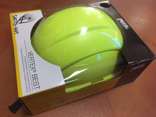 Where to find HELMET, VERTEX 2 BEST - HI VIS YELLOW in Austin