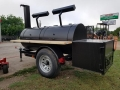 Rental store for BBQ Smoker Grill Catering in Austin TX