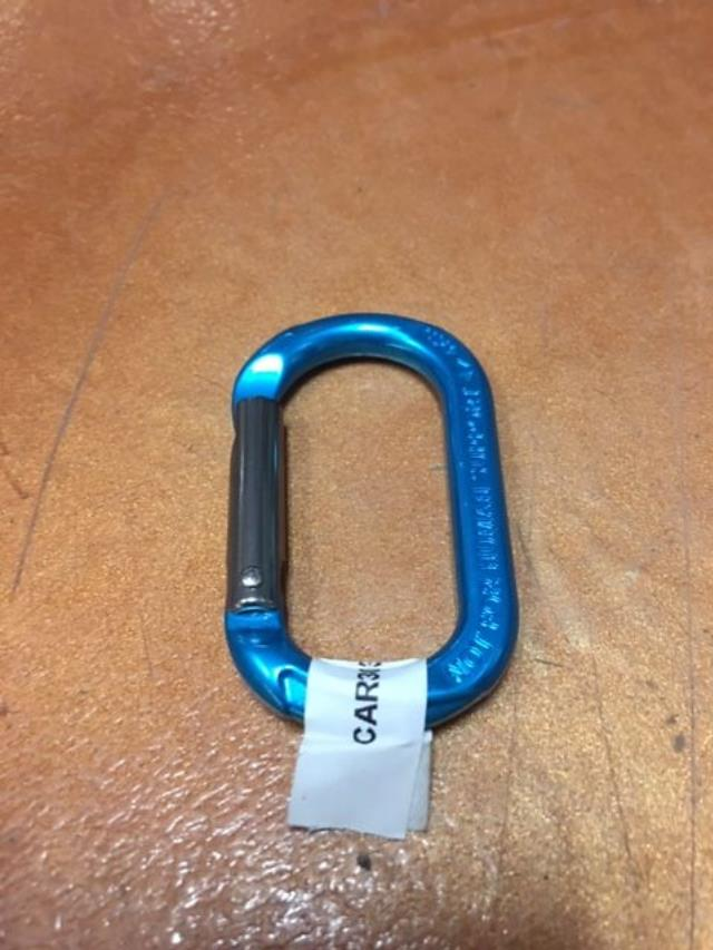 Where to find CARABINER, ALUM MICRO STRAIGHT GATE-BLUE in Austin
