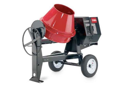 Rent Concrete Mixers
